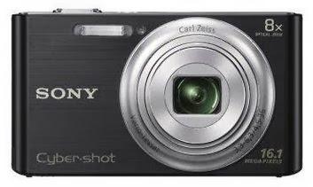 Harga dan Spesifikasi Kamera Digital Sony DSC-W730 - 16 MP