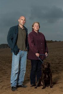 Nige and Susan in Broadchurch, ITV