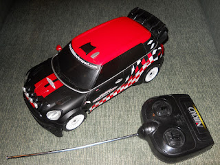 coche radio control marca nikko