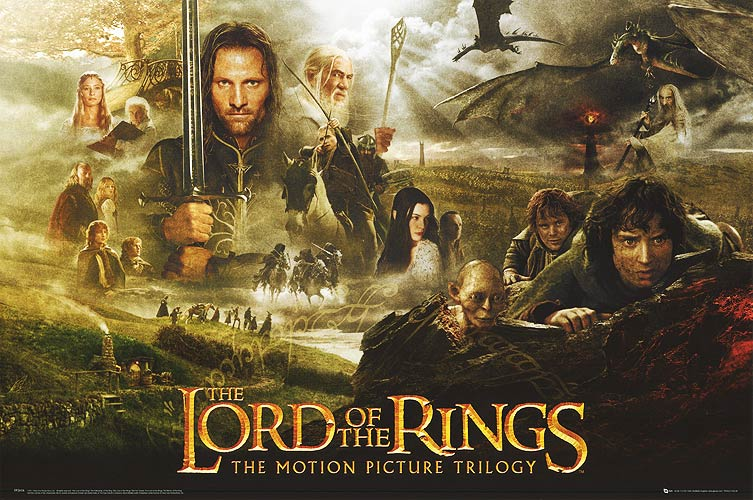 lord of the rings trilogy torrents