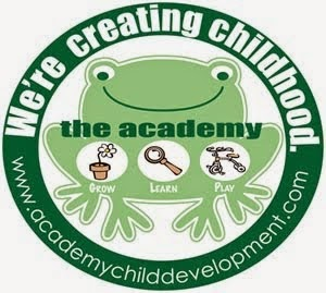 MEET A.C.E. (ACADEMY CHILDREN EXCEL) THE FROG!