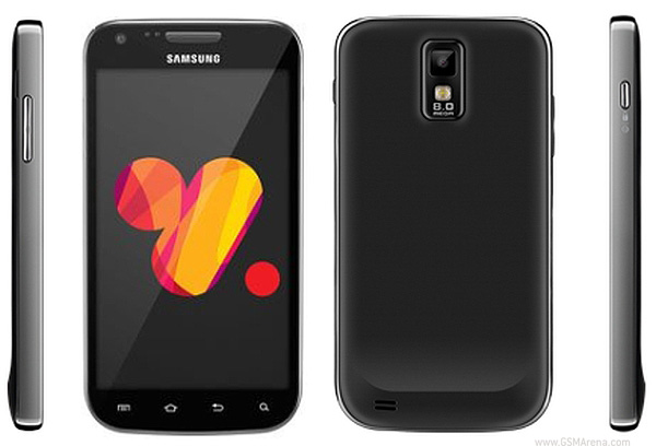 Samsung Galaxy S 2 plus GT-i9105 launches with 4.3 inch WVGA display