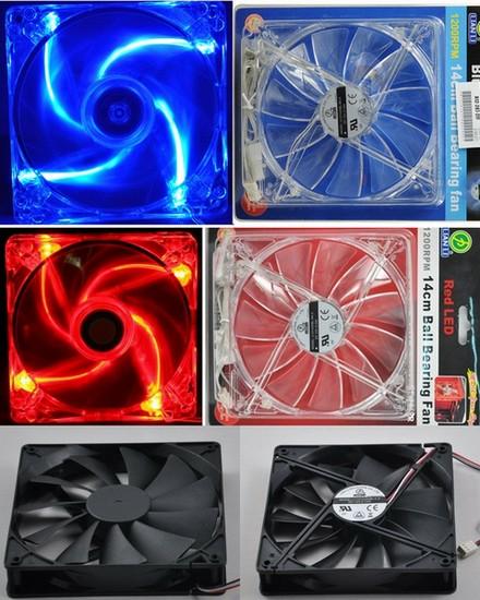 PHỤ KIỆN high-end PC: Tản nhiệt CPU, keo cao cấp, FAN 8-23cm, đồ mod PC, HÀNG ĐỘC!!! - 34