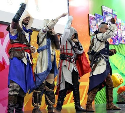 cosplays-assassins-creed