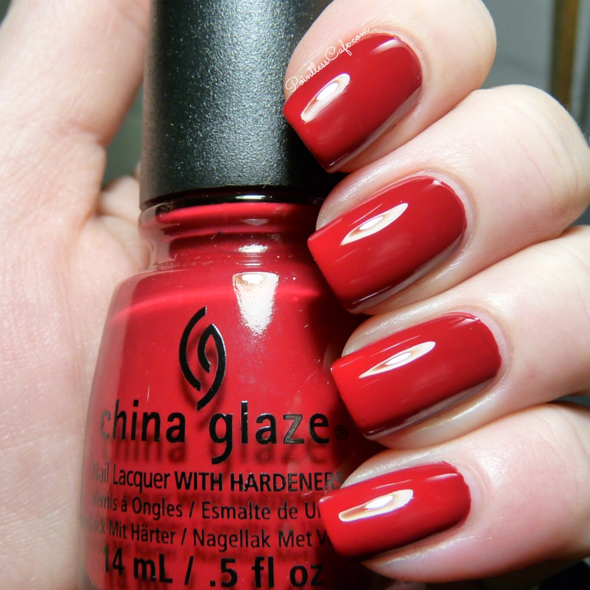China Glaze Twinkle Collection: Winter/Holiday 2014 - Swatches and ...