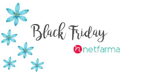 Netfarma tem mês de Black Friday