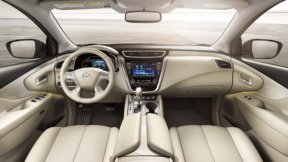 Nissan Murano 4X4 hd pictures