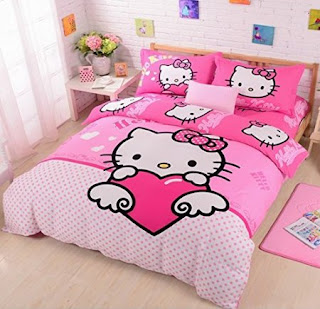 bedroom decor ideas and designs top ten hello kitty bedding sets