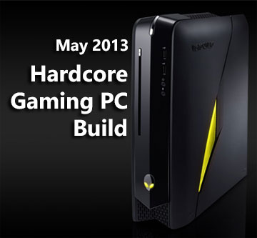 Budget Gaming PC build May 2013