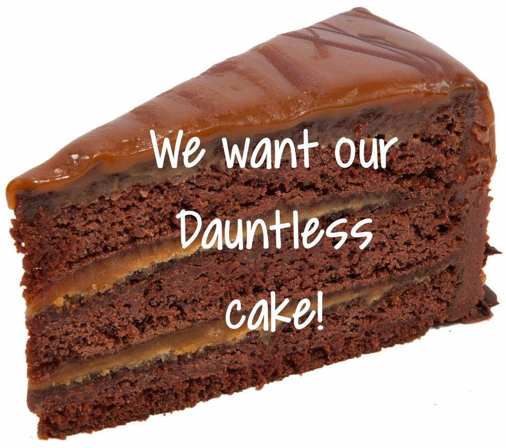 We want our Dauntless cake! And other things missing from the Divergent movie...