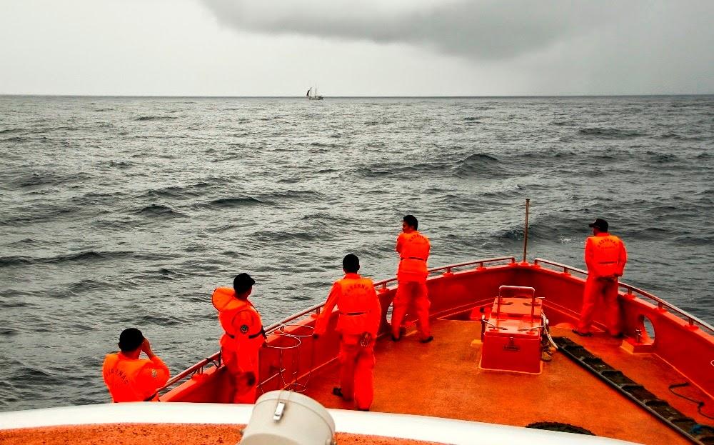 Pencarian Dua Turis Korban Kapal Tenggelam Dihentikan