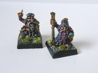 Marauder Dwarf Wizards