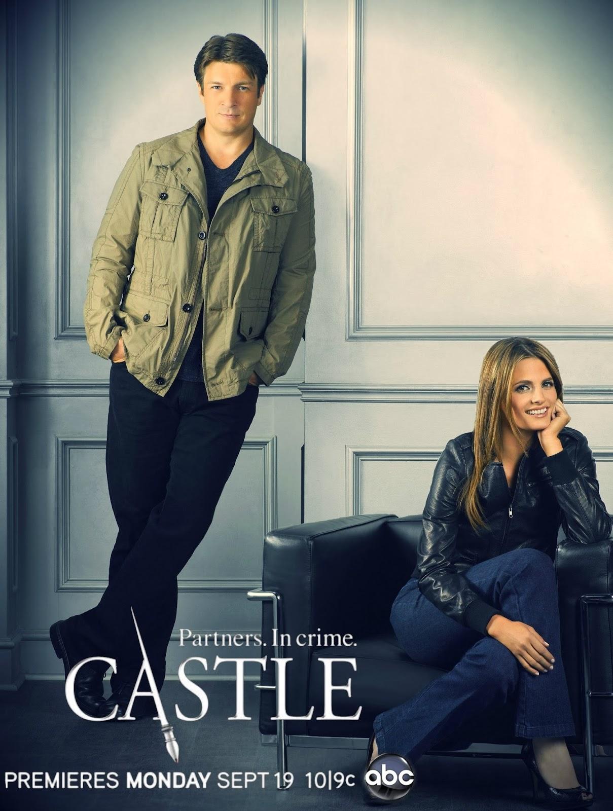 Castle 2009 S07E05 480p HDTV x264 150MB