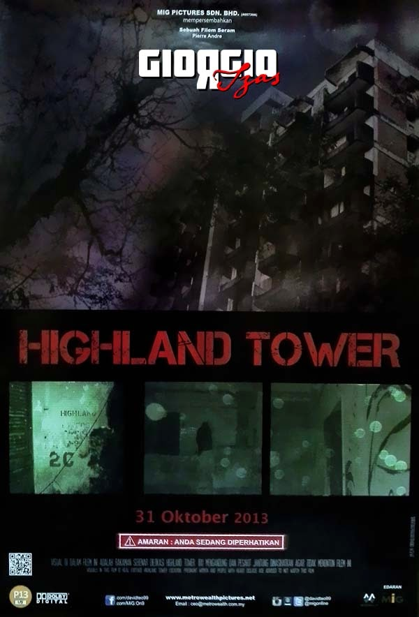 Highland Tower Movie
