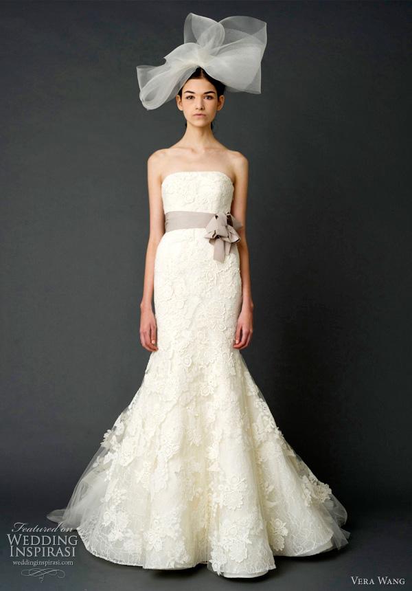 Lamb Blonde Wedding Wednesday Vera Wang Spring 2012