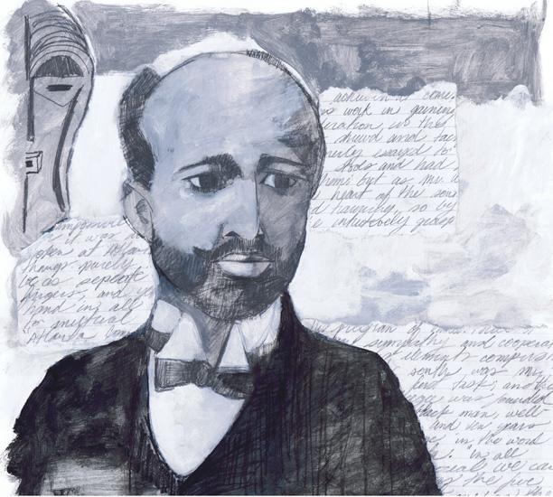 Web Dubois Coloring Page Worksheet Coloring Pages