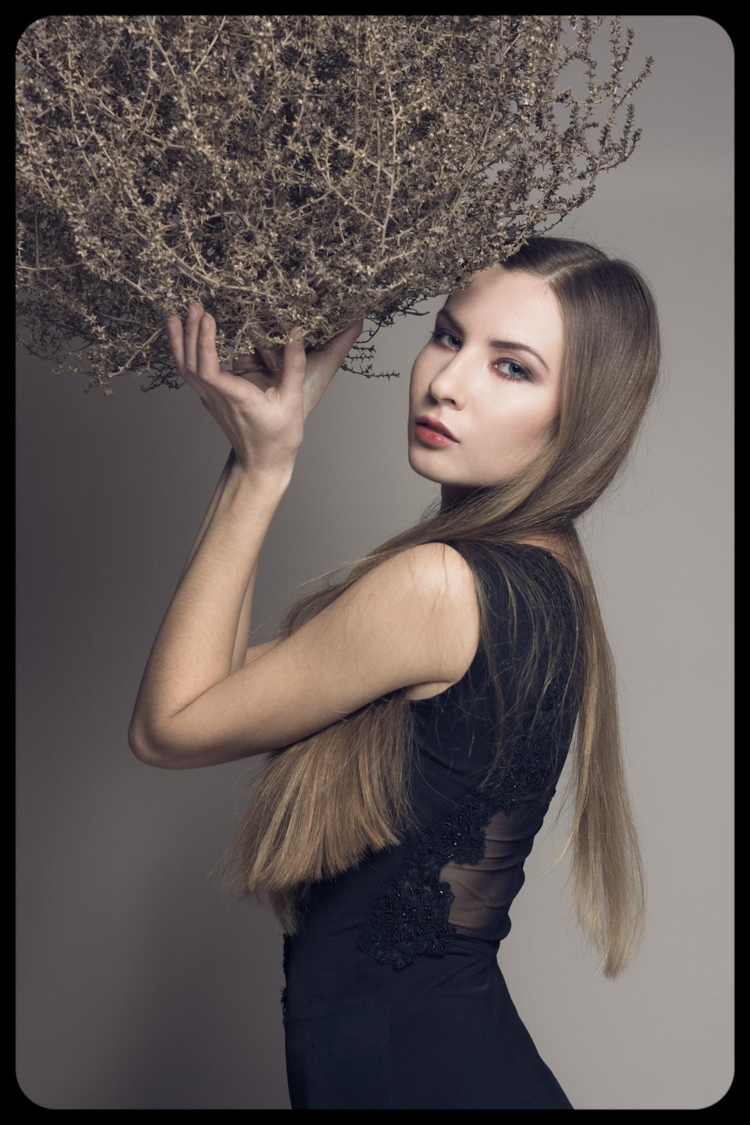 Portretowa sesja zdjęciowa w Rudzie Śląskiej. fot. Łukasz Cyrus