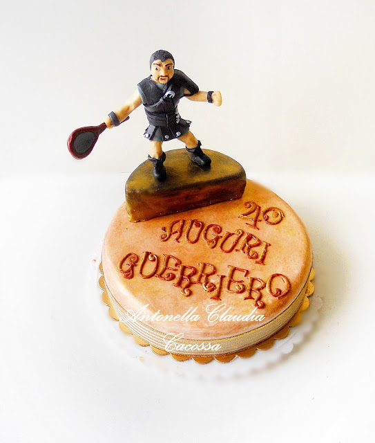 torta gladiatore