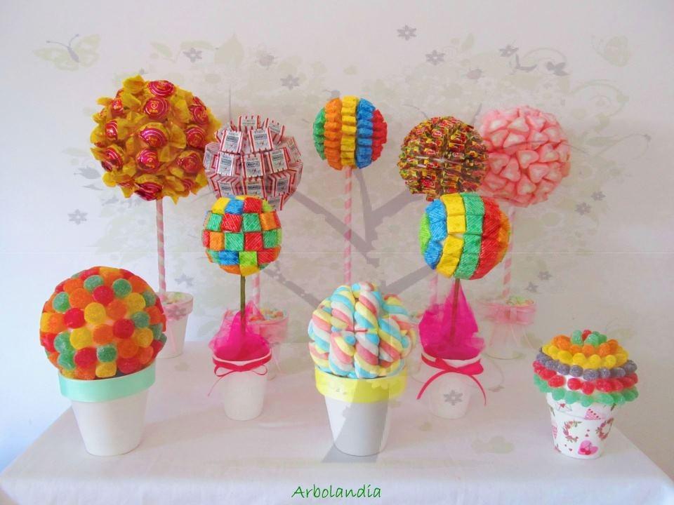 Centros de mesa con dulces parte 5 - Centros de mesa ...
