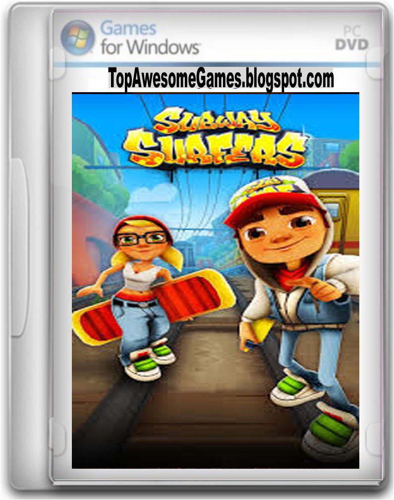 Subway Surfers Game Free Download Full Version for PC ...
