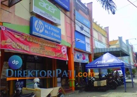 Dealer Resmi Laptop Axioo di Pati