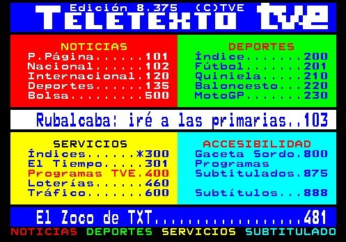 TELETEXTO