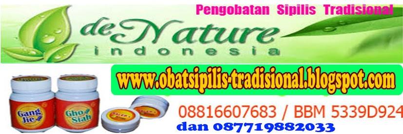 Obat Sipilis Alami De Nature