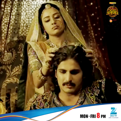 JODHA AKBAR 23RD MAY 2014 FULL EPISODE BY ZEE TV
