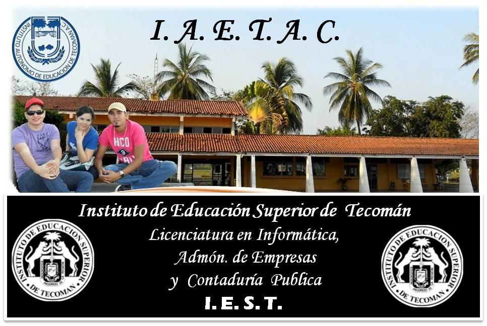 Instituto de Educación Superior de Tecomán