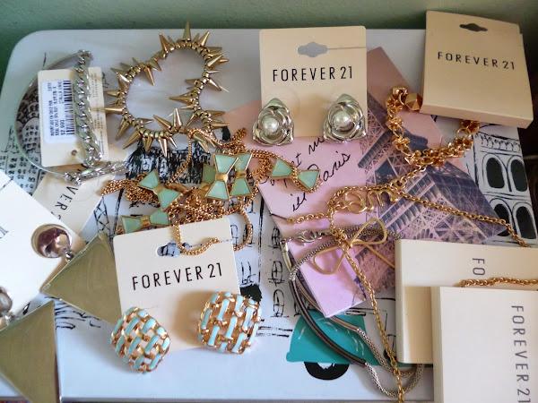 Favorito del Viernes: Los accesorios de Forever 21.
