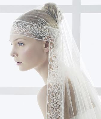 Increíbles velos de novias | Colección Rosa Clara