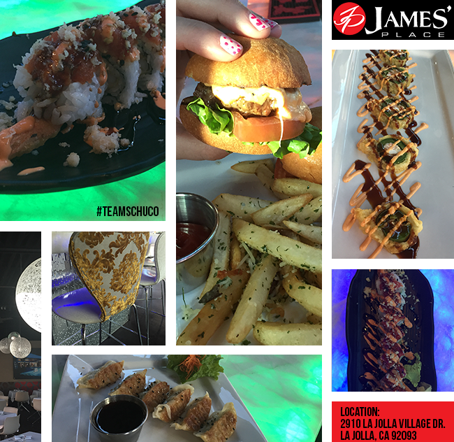 Gourmet Gossip | James' Place in La Jolla