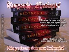 Campanha Redenção - não podemos ficar sem!!!