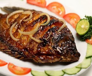 Resep Cara Membuat Ikan Bakar Yang Enak dan Gurih