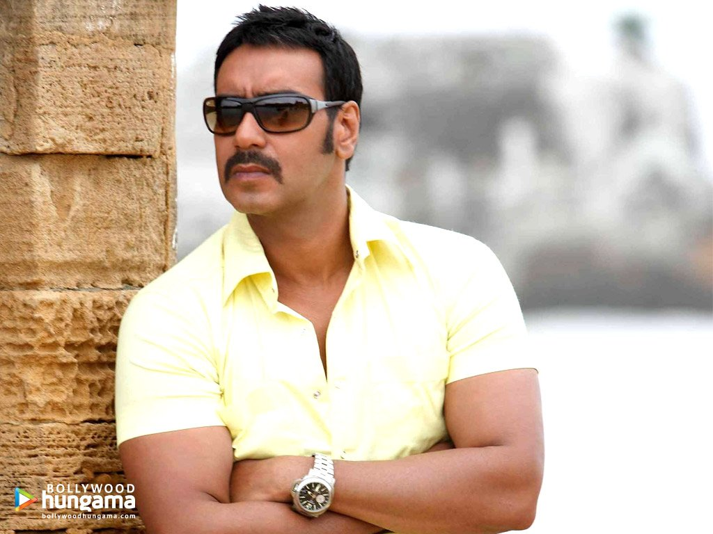 Ajay Devgn - It is quite amusing to search for Ajay on search engines with ...