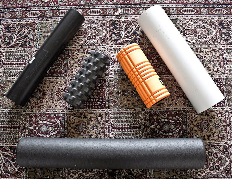 Choosing a Foam Roller. A Guest Post by Sarah Groman