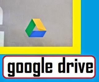 Gambar icon Google drive