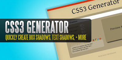10 Best CSS3 Online Tools And Auto Generators