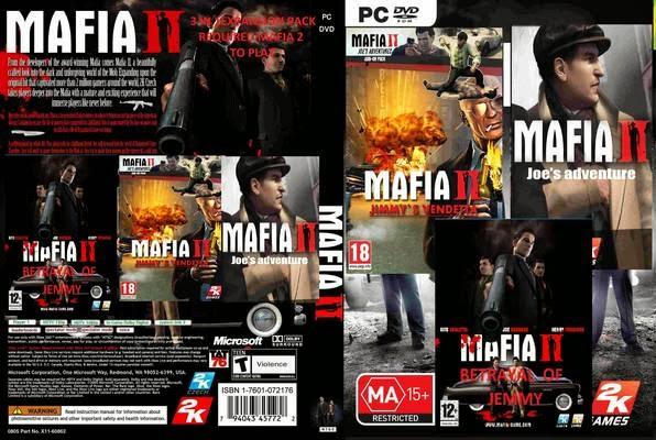 تحميل لعبة Mafia 2