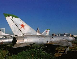 Перехватчик Су-9