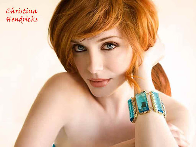Christina Hendricks Biography and Photos
