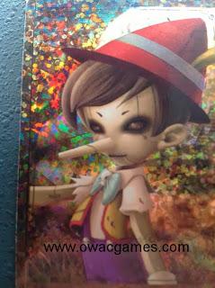 Princesas Zombie Pinocho
