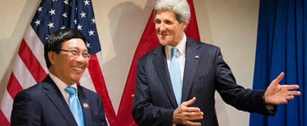 Phó thủ tướng Phạm Bình Minh 'được phép' đi Mỹ