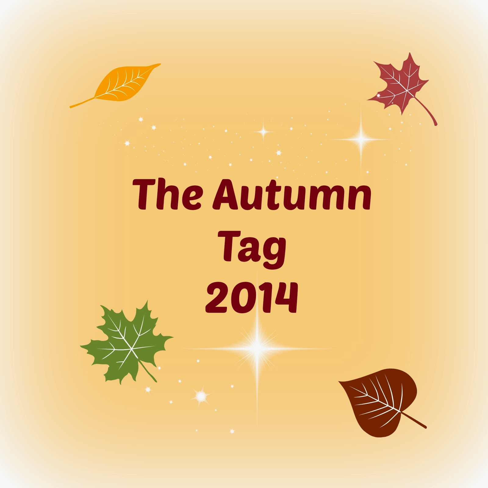 autumn tag 2014