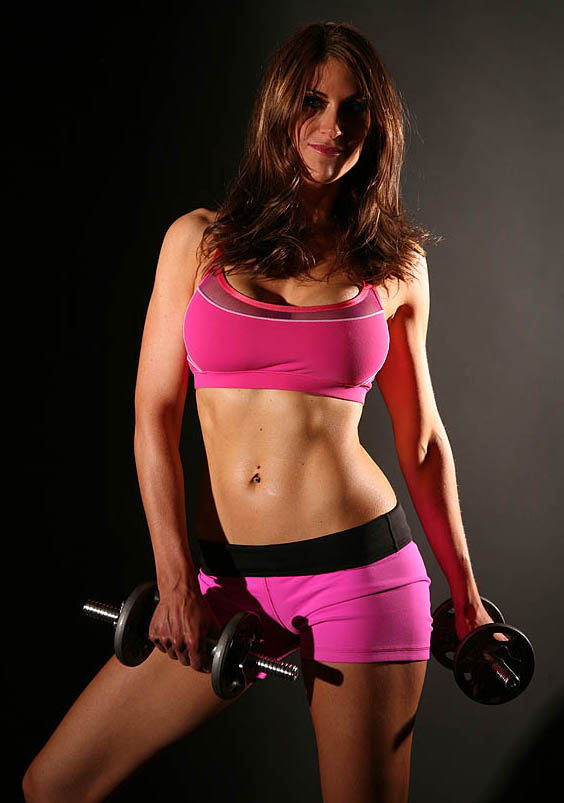 PerfectLeanBody: TRAINING 5: LOWER BODY - SHRINK YOUR HIPS WORKOUT
