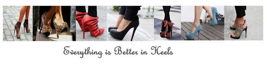 Better in Heels