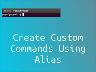 Ubuntu Custom Command Alias