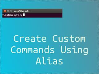 Ubuntu Custom Command Alias