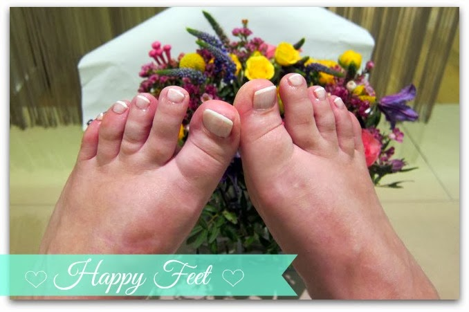 The Perfect Pedicure at Essentials Baggot Street