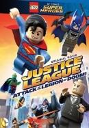 Liên Minh Công Lý LEGO Cuộc Tấn Công Của Quân Đoàn Doom
